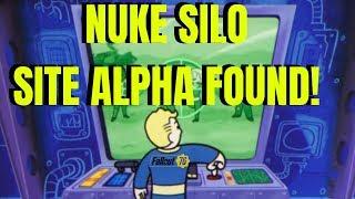 Fallout 76 - DISCOVERED NUKE SILO ALPHA & FRIENDLY SCORCHBEAST!?