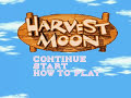 Harvest Moon - Screenshot #1