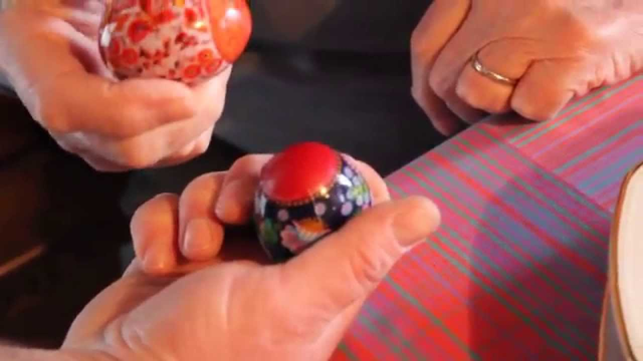 Cracked Easter Easter Egg Cracking Game