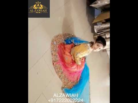 Alzawiah Designer Wedding And Party Wear Dresses With Little Cute Princes