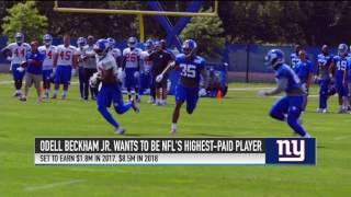 Odell Beckham Jr. Wants a Huge Payday | Stadium