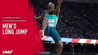 Men's Long Jump Final | IAAF World Championships London 2017