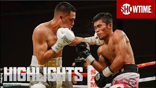 Leo vs. Tabanao: Highlights | SHOBOX: THE NEW GENERATION