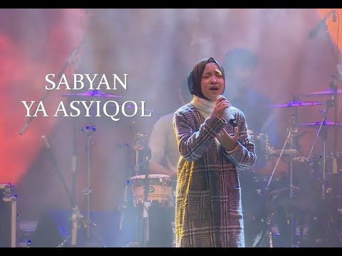 SABYAN - YA ASYIQOL (Live Banjarmasin 2018)