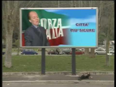 """Sabina Guzzanti """"Berlusconi"""" – Ottavo nano e 1/2"""