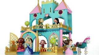 Château Princesses Arty Toys DJECO - voulez-vous tout voir ?