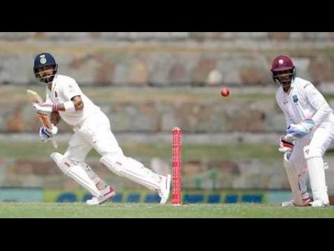 India Comfortable After Day 1 Vs West Indies
