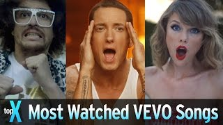 download lagu Top 10 Most Watched Vevo Songs - Topx gratis