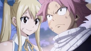 Fairy Tail 2018 ANIME FINALE : NATSU AND LUCY REUNITED