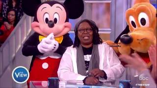 The View To Travel To Disney World's Animal Kingdom | The View
