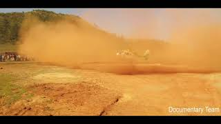 Paderu helicopter view Pawan Kalyan Sir Jai janasena