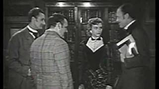 Sherlock Holmes (1954-55) - 22 - The Case of the Deadly Prophecy (Subtitulado en español)