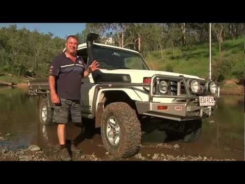 ARB Water Crossing Tips