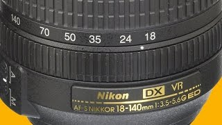 Nikon 18-140mm vs Sigma 17-50mm - Why He Chose the 18-140mm Lens OVER the 17-50mm