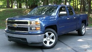 2015 Chevrolet Silverado Double Cab - Short Take Review & Road Test