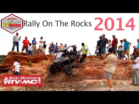 Rally On The Rocks 2014 - Rocky Mountain ATV/MC
