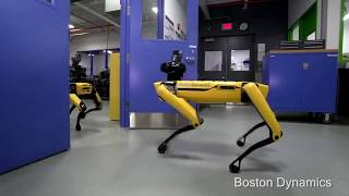 Hey Buddy, Can You Give Me a Hand? FUNNY KILLER ROBOT VERSION