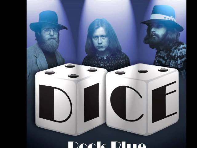 Dice - Rock Blue 1977