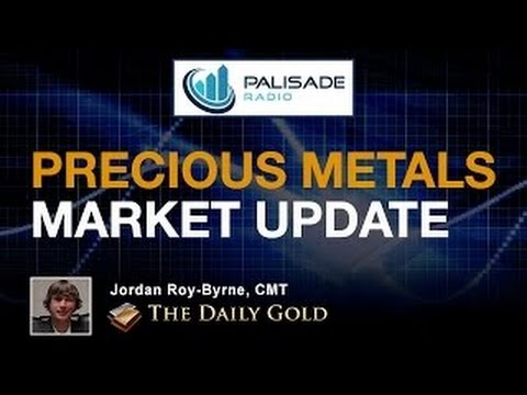 Palisade Metals Market Update: Gold, Silver & Gold Stocks Technical Update - 04/21/15