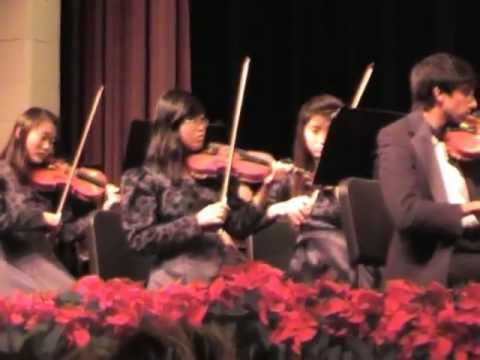 A Christmas Festival / Westfield High School Symphony Orchestra