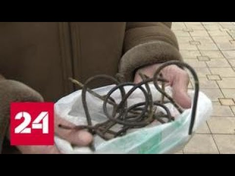 В Грозном хирурги извлекли из пациента 7-метровый катетер, забытый их украинскими коллегами - Росс…