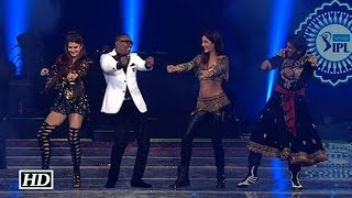 Grand IPL Opening Ceremony - DJ Bravo Performs With Ranveer & Katrina Kaif
