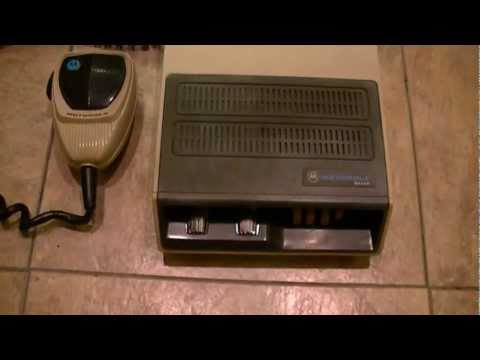 Motorola Maxar Vintage Mobile Unit For Sale