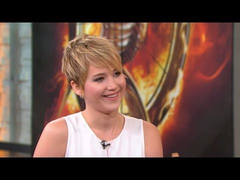 Jennifer Lawrence 'Hunger Games' Interview 2013: Star Says She Almost Turned Down Role of 'Katniss'