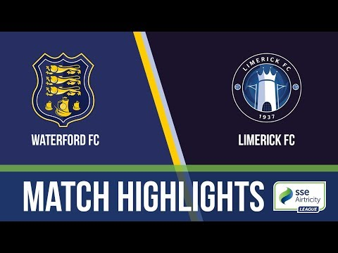 HIGHLIGHTS: Waterford 3-6 Limerick