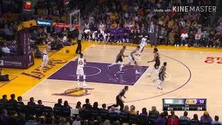 Bogdan Bogdanovic Exposes Lakers Defense