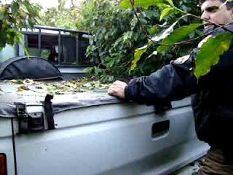 Alfenas Hoje - CAMIONETE  furtadA  escondido em cafezal