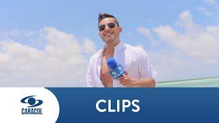 Juanse Quintero revela la fórmula para ser el más sexi | Caracol Televisión