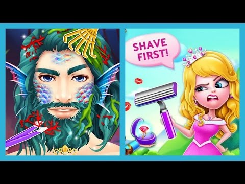 Prince Royal Wedding Shave Android Gameplay - Best games for Kids