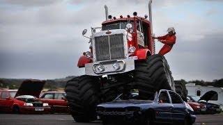 Monster Trucks Movie Crushing Toward Big Screen