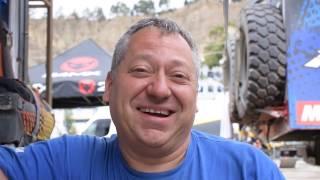 Dakar 2017, Guido Toni alla tappa di riposo