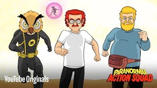 The Paranormal Action Squad | The Party Gets Us Started | Episode 1