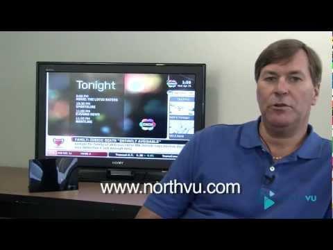 How to install the NorthVu NV20 Pro indoor TV antenna.