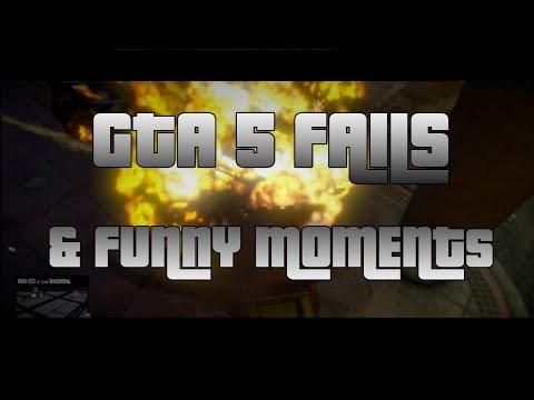 GTA 5 FAILS & RANDOM MOMENTS: #3 (GTA 5 Funny Moments Compilation)