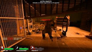 Left 4 Dead 2 (Gameplay) - Enfrentamiento - Parte #8