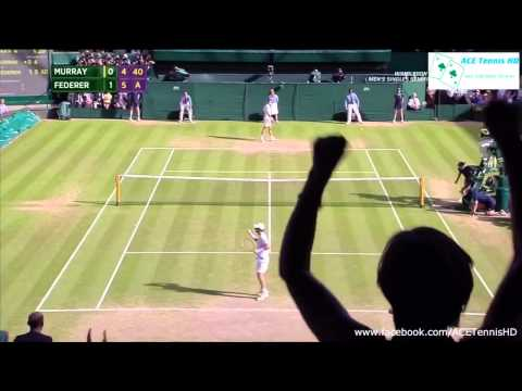 Roger Federer vs Andy Murray ❂ Highlights Wimbledon 2015 HD720p 50fps ❂ by ACE Tennis HD