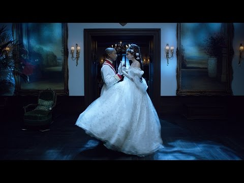 """Reincarnation,"" film by Karl Lagerfeld ft. Pharrell Williams, Cara Delevingne"