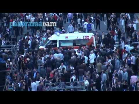 Paytyuni pahe fixvel e - Blast in Armenia\