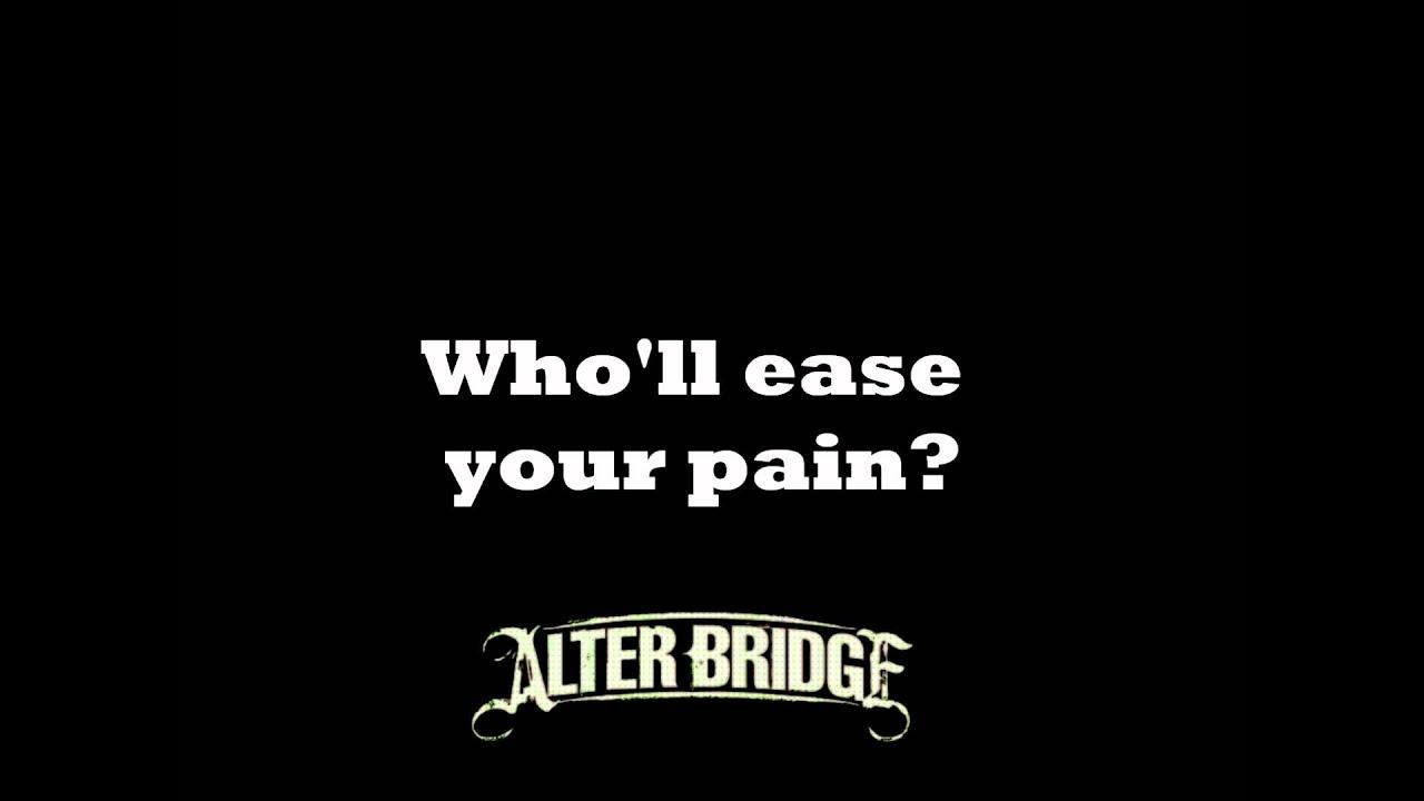 Watch Over You Alterbridge