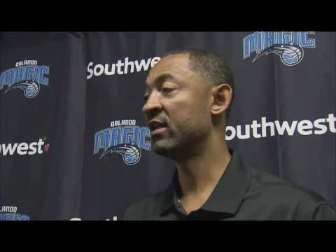Juwan Howard -- Miami Heat summer league action 07/02/2016