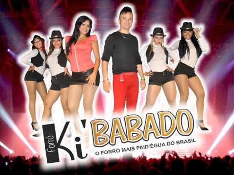 Banda Forrro Kibabado ( Audio Do Dvd 2015  Música - Pleyboy Do Paredrão ) video