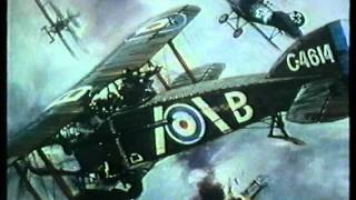Cavalry Of The Clouds.  WW1 Pilots Documentary 1987