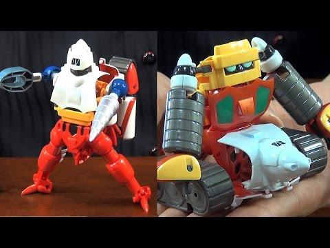 【ついに…!】ダイナミックチェンジ・ゲッターロボ 後編! 1年越しの宿題動画!!爆 DYNAMIC CHANGE GETTER ROBOT [2/2]