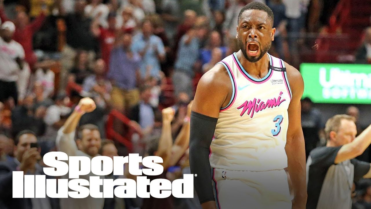 Dwyane Wade Dedicates Rest Of His Season To Parkland Shooting Victim | SI NOW | Sports Illustrated