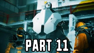 Quantum Break Gameplay Walkthrough Part 11 - The Juggernaut (XB1 1080p HD)