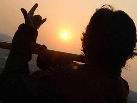 Bapu Flute - Meditation Mantra Rudra Namo Bhagavate Rudraya video